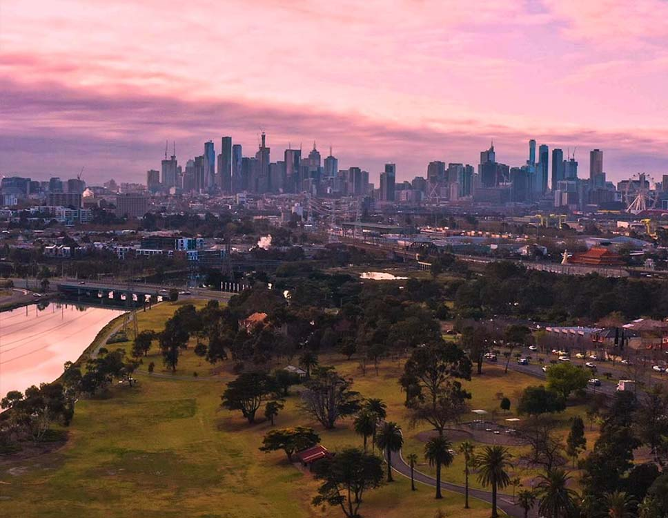 Freeform Creative Video Production Drone Melbourne